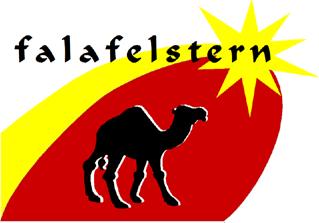 Falafelstern Logo